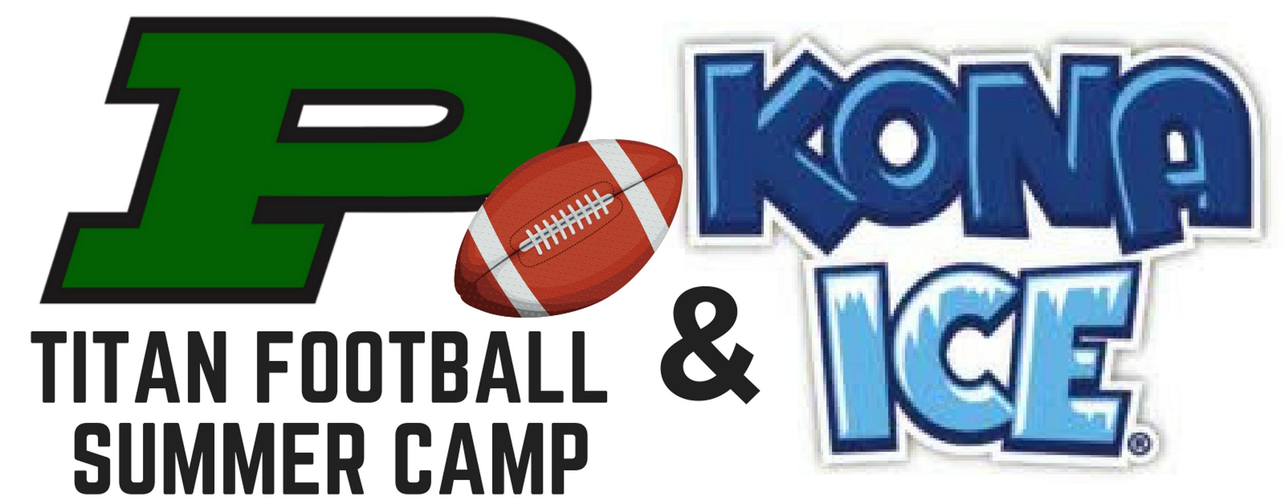 KONA ICE IS COMING! – Titan Football Camps